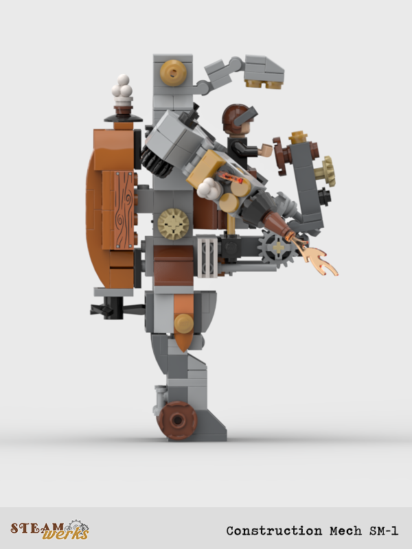 Construction Mech SM-IRight