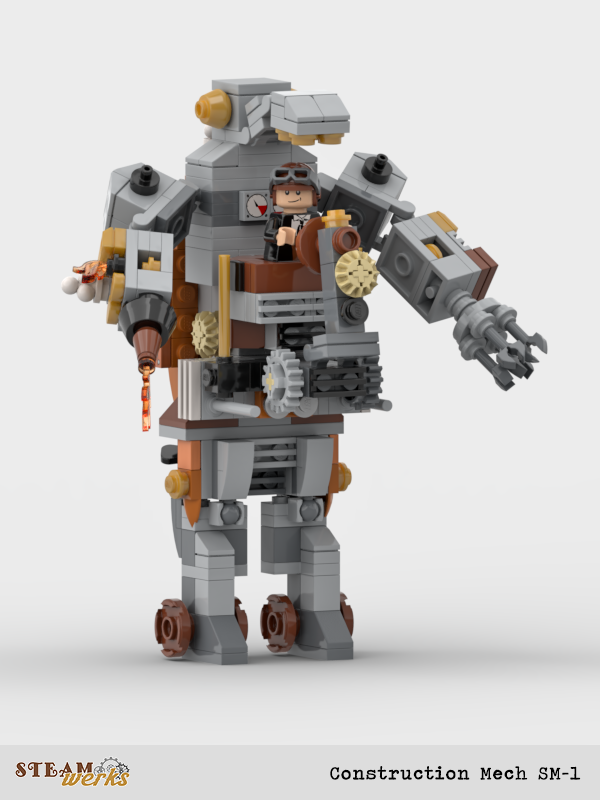 Construction Mech SM-I