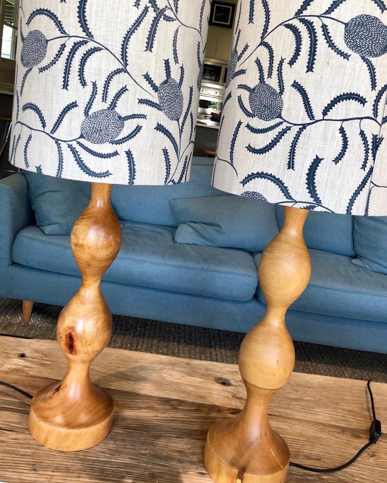 LightenUp Lampshades Custom Made