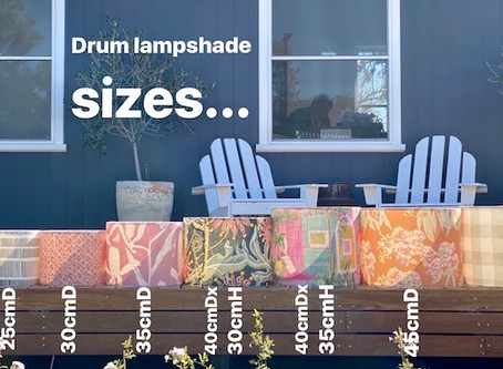 What Size Lampshade is Best