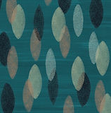 Riverstones Teal in Linen / Cotton