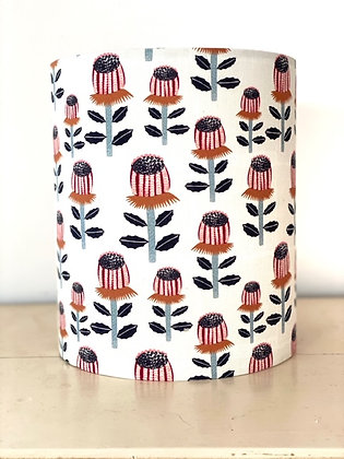 "Anne Waters ""Protea"" 20cmD x 24cm H Lampshade"