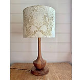 Lyrebird Ivory in Linen / Cotton