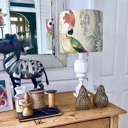 LightenUp Lampshade custom order lampshade