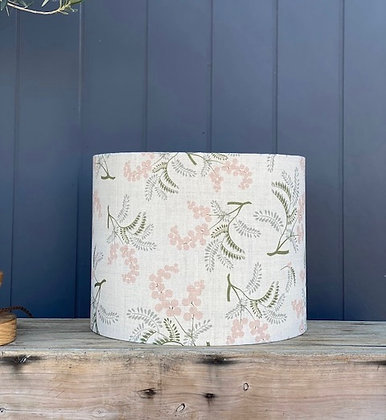 """Tim Neve """"Wild Wattle in Natural"""" 35cm Lampshade"""