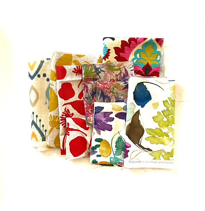 Brights Collection Fabric Remnant Pack 404gm