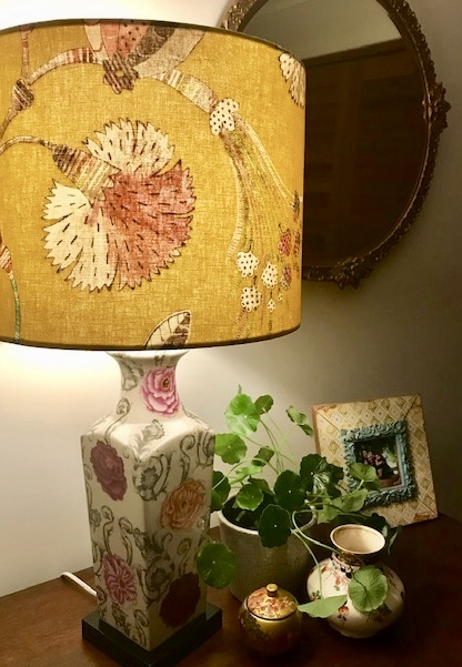 LightenUp Lampshade client order 1