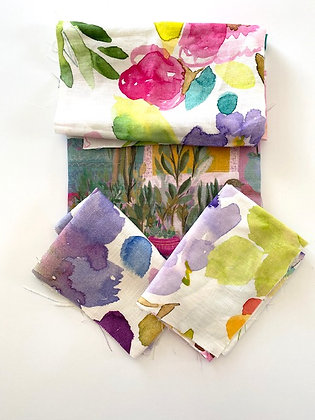 BluebellGray Collection Fabric Remnant Pack 260gm
