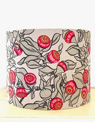 "Utopia Goods ""Mottlecah in Grey"" 35cm D x 28cm H Lampshade"