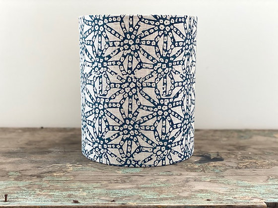 "Walter G ""Kanoka in Pacific Blue"" 20cm Lampshade"