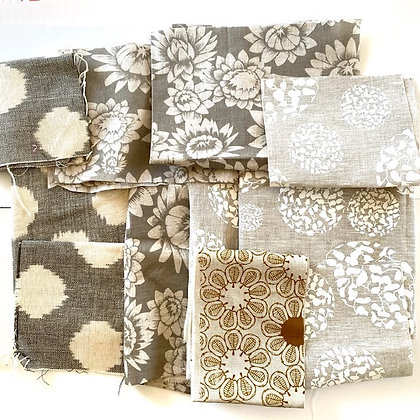Perfectly Neutral Fabric Remnant Collection 511gm