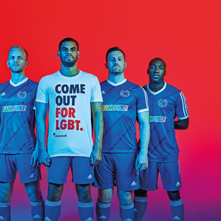 Stonewall - LGBT+ football
