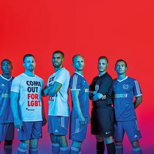 Stonewall - LGBT+ football London
