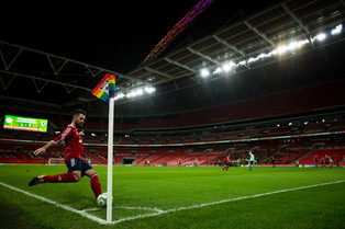 Stonewall FC - Wembley