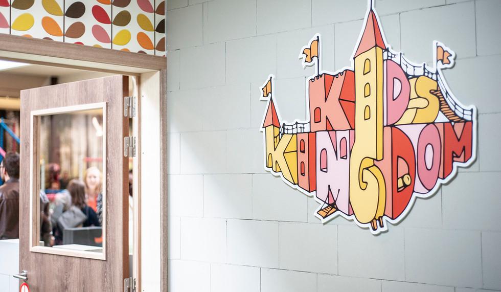 kids kingdom ingang