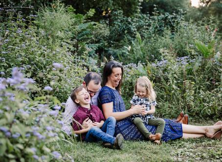 Jarboe Family - Newnan Family Photographer