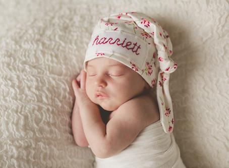 Hattie - Georgia Newborn Photographer