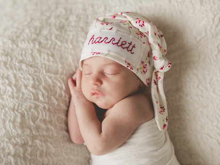 Hattie - Georgia Newborn Photographer