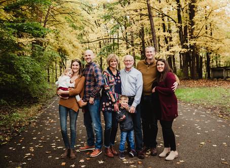 Landis Family - Indianapolis Family Photographer