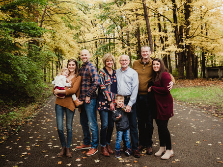 Landis Family - Indianapolis Family Photographer