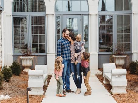 Jarboe Family - Atlanta Family Photographer
