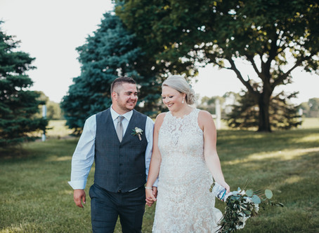 Ritchie Wedding - Lafayette, Indiana Wedding Photographer