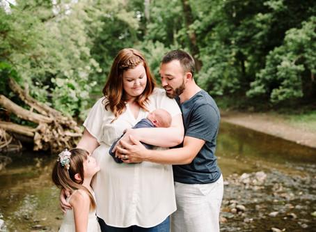 Duke - Indianapolis Newborn Photographer