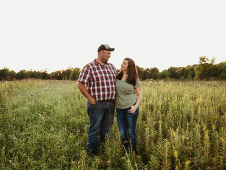 The OFarrell Farm - Indianapolis Photographer