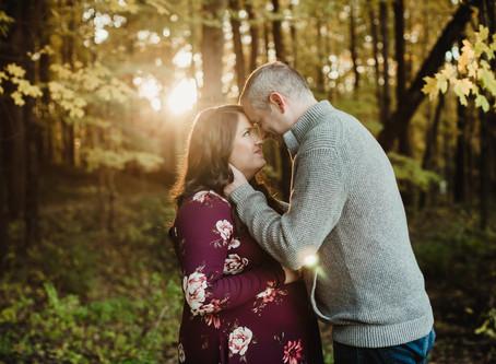 Landis - Indianapolis Maternity Photographer