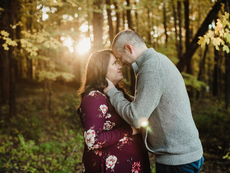 Landis - Indianapolis Maternity Photographer