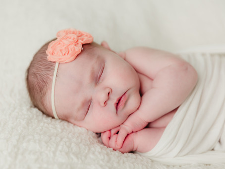 Lucy - One Year Old - Indianapolis Photographer
