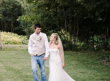Brown County Wedding Photographer - Makayla and Quinten