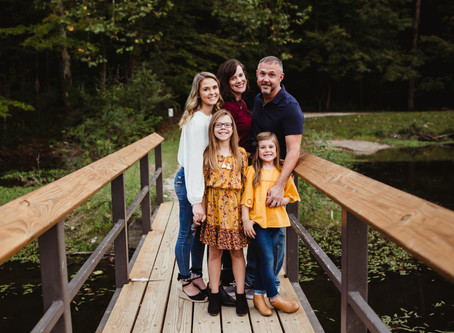 Stegemann Family - Indianapolis Family Photographer