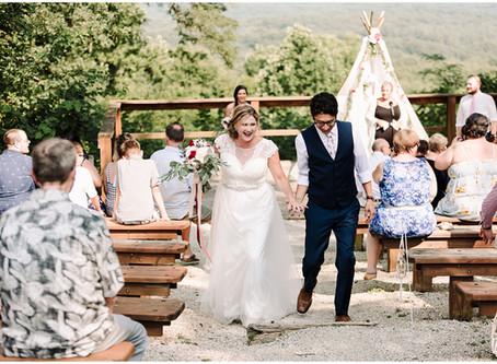 Leslie & Jeremy - Brown County Wedding Photographer