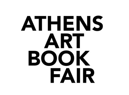 Athens Art Book Fair: A conversation with co-founder and artist Margarita Athanasiou