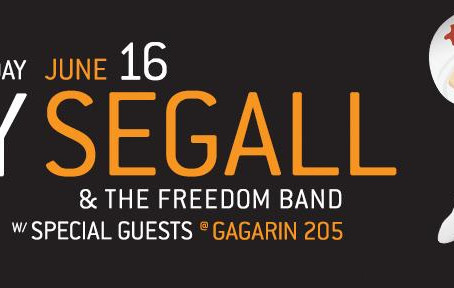TY SEGALL & The Freedom Band at Gagarin 205 Live Music Space