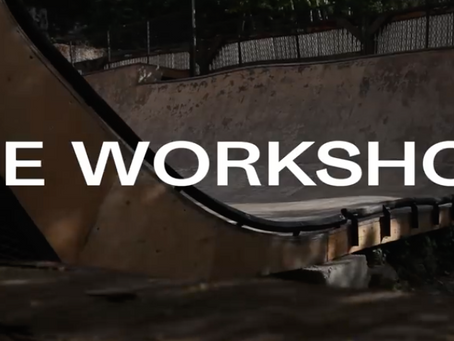 THE WORKSHOP // SHOW hosted by Latraac and ERGO Art Production & Art Collective