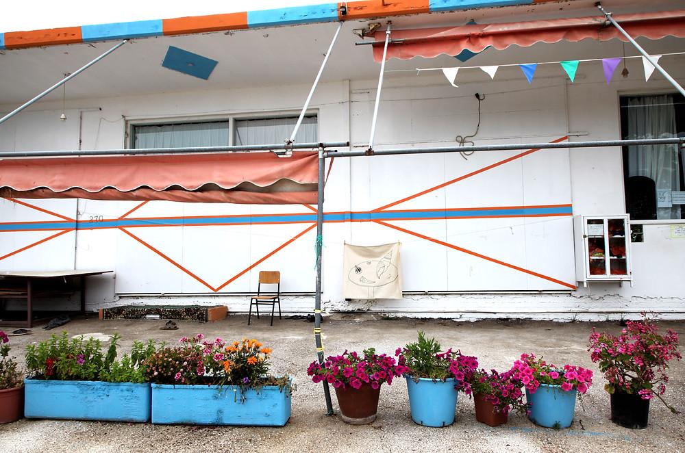 Tatiana Kallergi Dafne Iliaki Ferocious Urbanites Art Athens Ferocious Athens