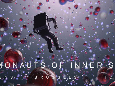 Cosmonauts of Inner Space | Athens -Brussels - Tokyo