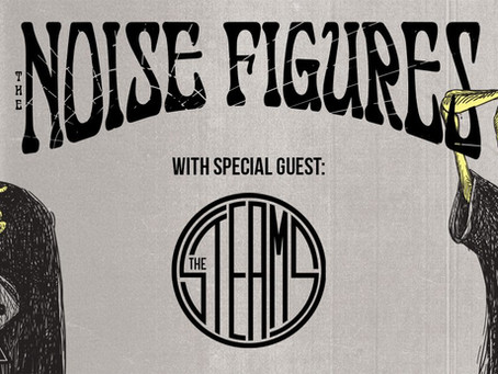 The Noise Figures w/ special guest: The Steams live at Temple