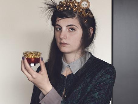 Melissanthi Spei : the contemporary fashion artist