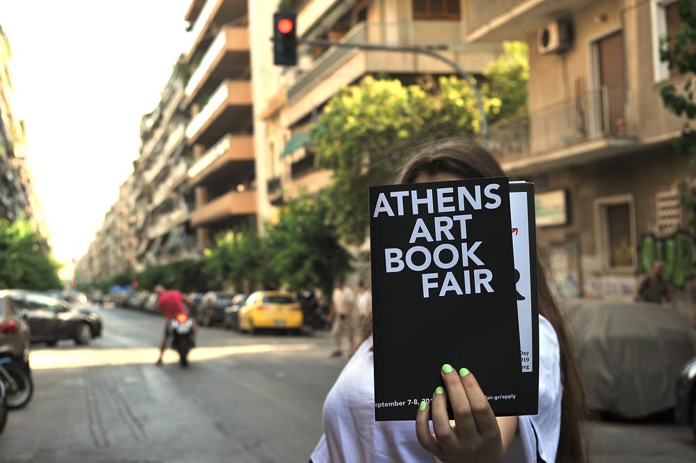 Athens Art Book Fair, Ferocious Athens, Ferocious Urbanites