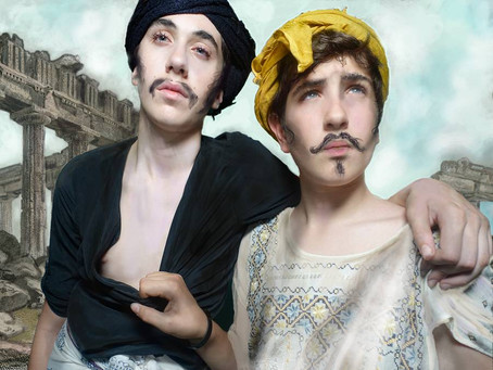 Byronic Heroes | Artists Talk: Lydia Venieri