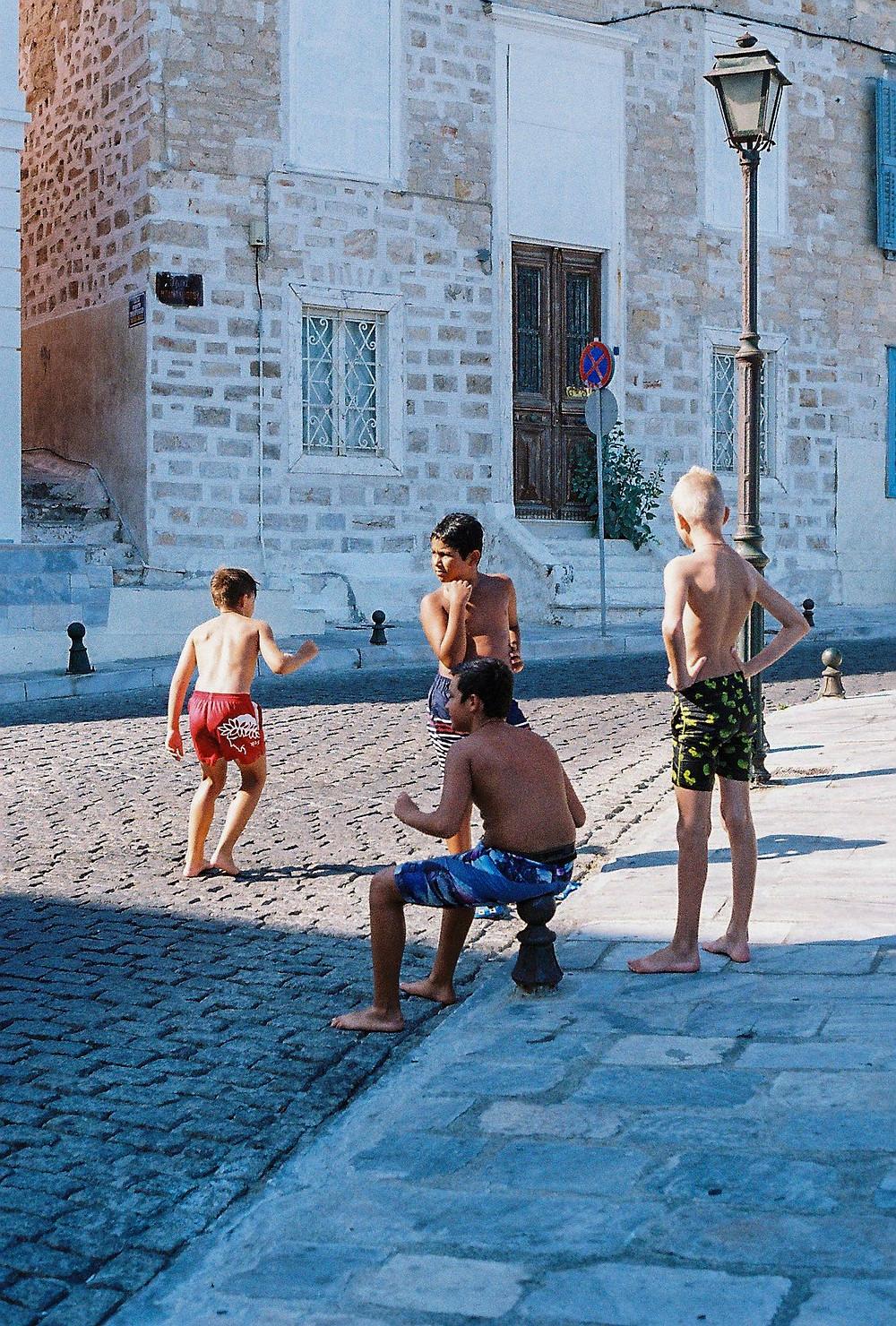 © Myrto Tzima, Ferocious Urbanites, Ferocious Athens