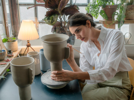Terpsichore: the ceramic art of a muse