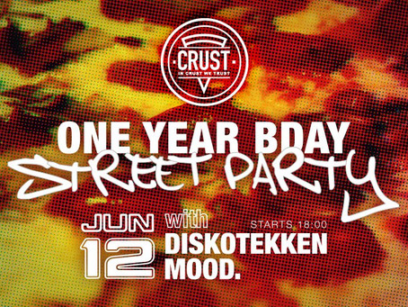 Crust | The Birthday Party