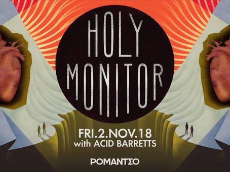 Holy Monitor w/ Acid Barretts Live at Romantso