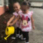 making friends at preschool