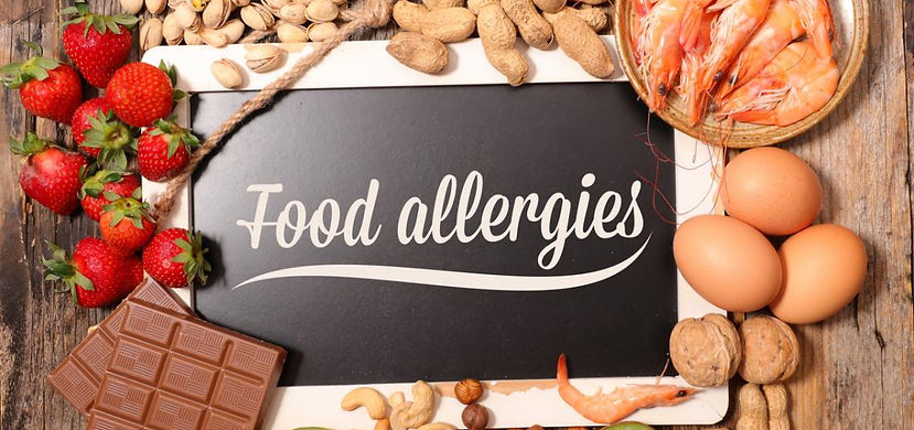 Dealing with food allergies at daycare