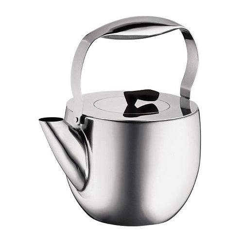 COLUMBIA, arbatinukas su filtru, 1,5l, nerūdijantis plienas,matinis